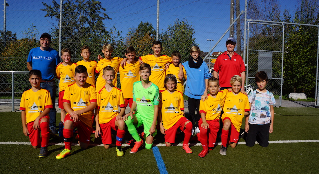 FC Wollerau | D/9-Junioren a (Alter 11+12)