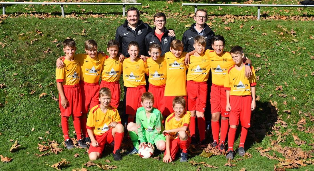 FC Wollerau | D/9-Junioren b (Alter 11+12)