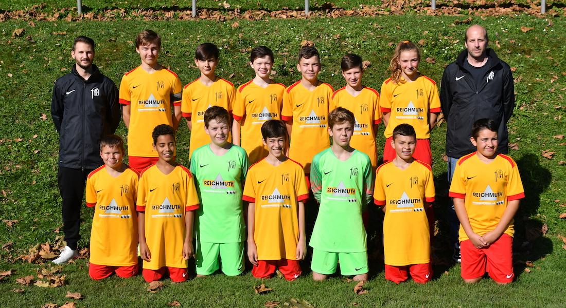 FC Wollerau | C-Junioren (Alter 13+14)