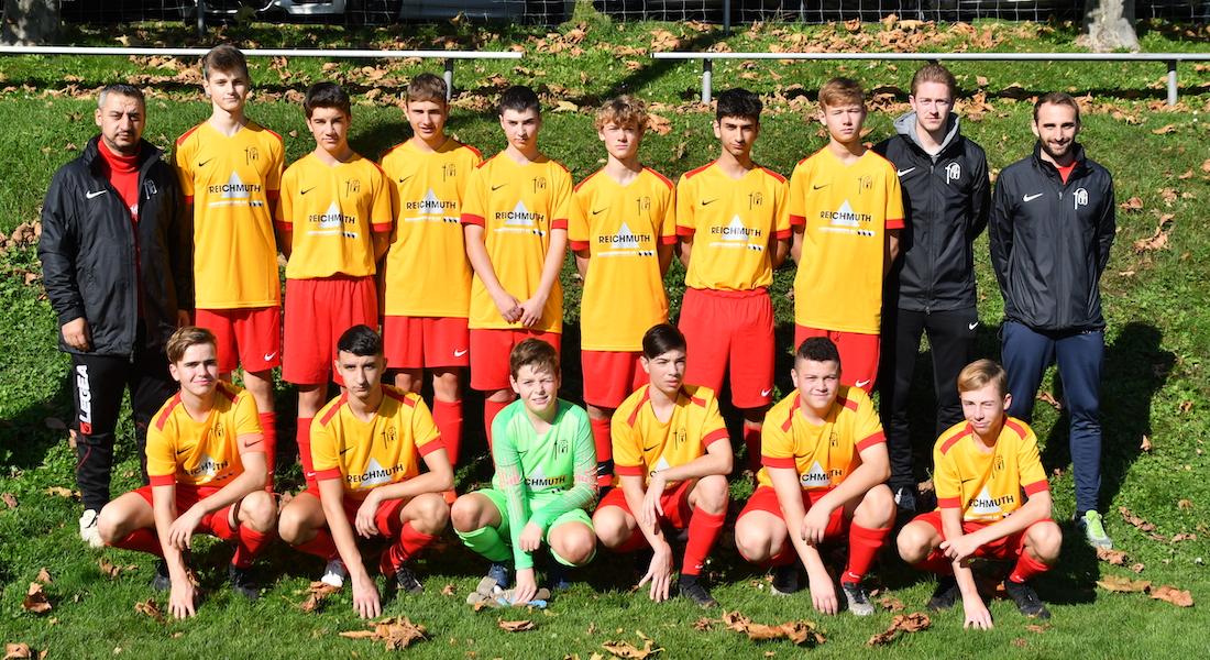 FC Wollerau | B-Junioren (Alter 15+16)
